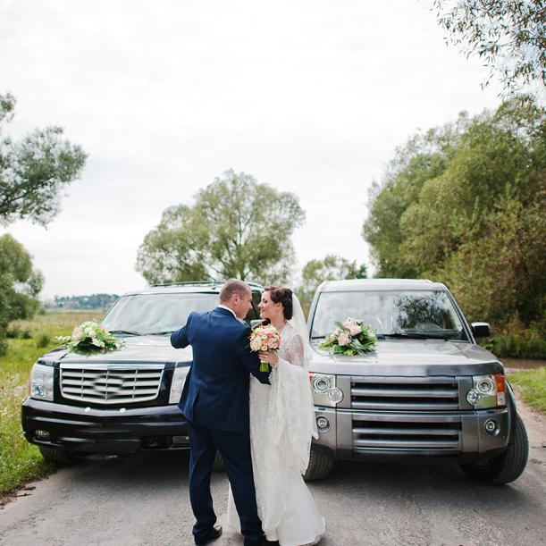 Find the best wedding car